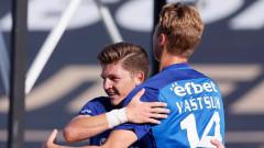 Младоците Кабов и Иванов: В Левски всеки един мач е шанс