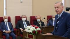 Съветът за сигурност осъжда призива на Ердоган за две държави в Кипър