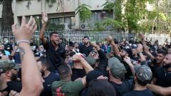 Кървави сблъсъци разтърсиха Бейрут