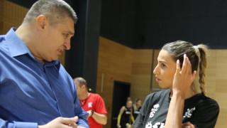 Любо Ганев към националките: Това е годината на женския волейбол!