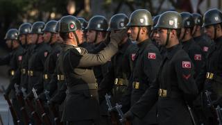 Германия за първи път даде убежище на турски военни