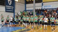 Вижте всички носители на волейболната Kупа на България - от Миньор до Добруджа