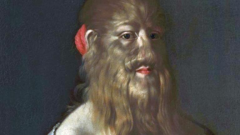Барбара ван Бек се ражда през 1629 г. в Бавария.