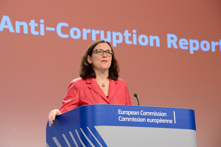 България е сред първите по корупция в ЕС, констатира Брюксел