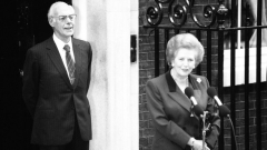 Оставката на Маргарет Тачър шокирала САЩ и СССР