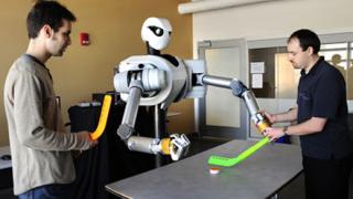 Български пробив в роботиката