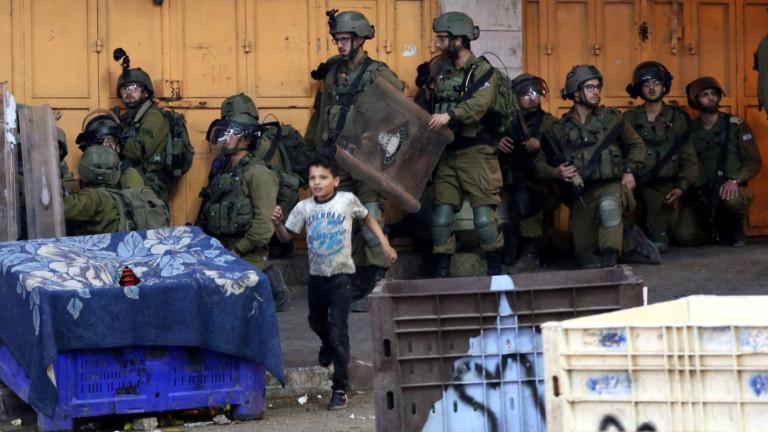 Израелската армия чака одобрение за сухопътно нахлуване в Газа