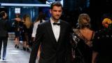 Григор Димитров блесна по време на седмицата на модата в Милано (СНИМКИ+ВИДЕО)