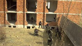 Спецекипи провеждат учение в Кюстендил