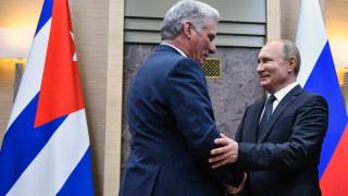Кубинският президент възражда изучаването на руски език