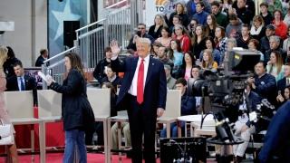Тръмп за първи получи 50% подкрепа на национално ниво