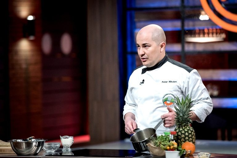 Chef Петър Николов