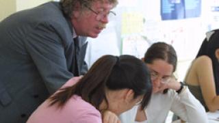 Национална среща на учители по чужди езици