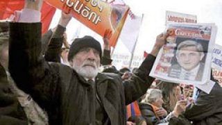 Извънредно положение в Армения