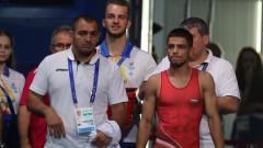 Вангелов остана пети в Минск