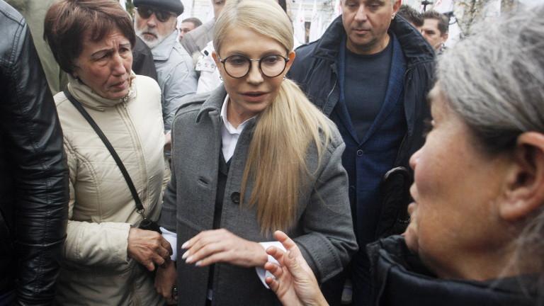 Тимошенко обясни на украинците, че вече са нация от бежанци и бегълци