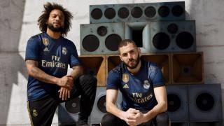 От какво е вдъхновен новият екип на Реал Мадрид