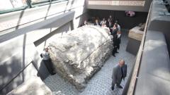 Откриха гробницата на Хонорий за посетители