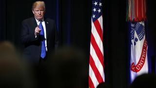 Тръмп говори за шътдауна и стената с Мексико