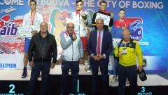 България на четвърто място по медали от Будва