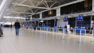52% ръст на пътниците през март отчита летище София