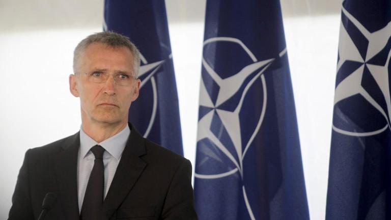 НАТО реорганизира командната си структура