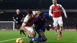 Арсенал загуби Сократис до края на февруари