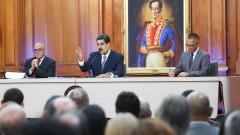 САЩ налагат санкции на сина на Мадуро