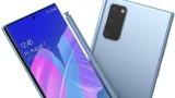 Samsung Galaxy Note 20, какво знаем за модела и първите му изображения