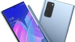 Пръв поглед към Samsung Galaxy Note 20