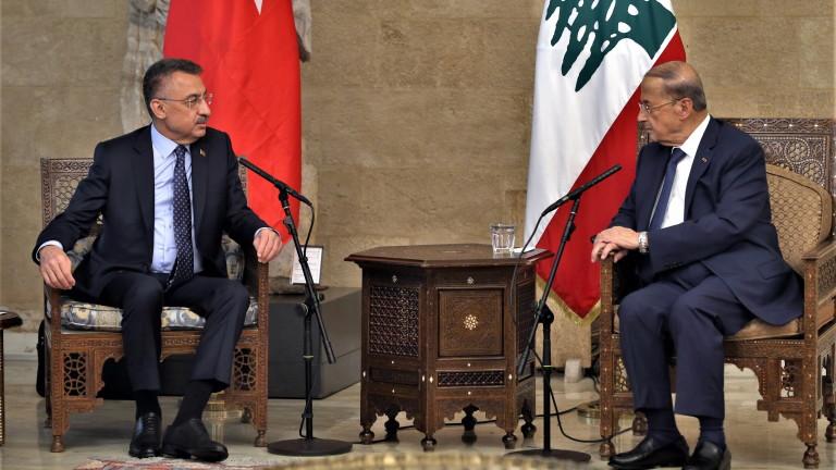 Турция иска да възстановява пристанище Бейрут