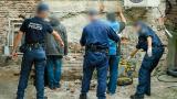 """Полицията откри 40 мигранти в столичния кв. """"Модерно предградие"""""""