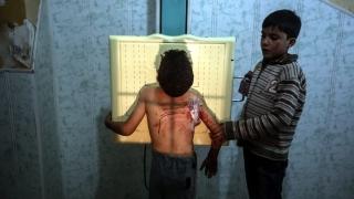Руснаците избиха 7 деца и 2 бременни жени при бомбардировка в Идлиб