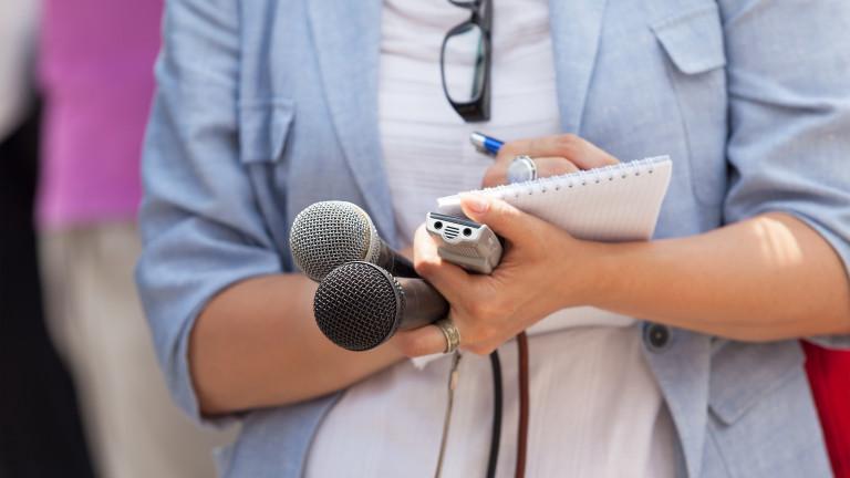 Всеки втори журналист в България вижда ограничение върху свободата на словото