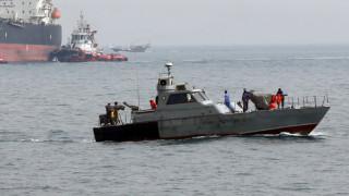 Иран задържа кораб с филипински екипаж в Персийския залив