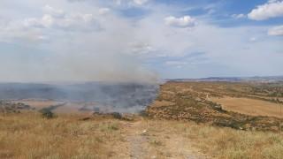 Напълно потушени са пожарите в Хасковска област