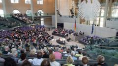 Напрежение в управляващата партия на Германия заради Гърция