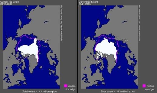 Канада прави военни маневри в Арктика