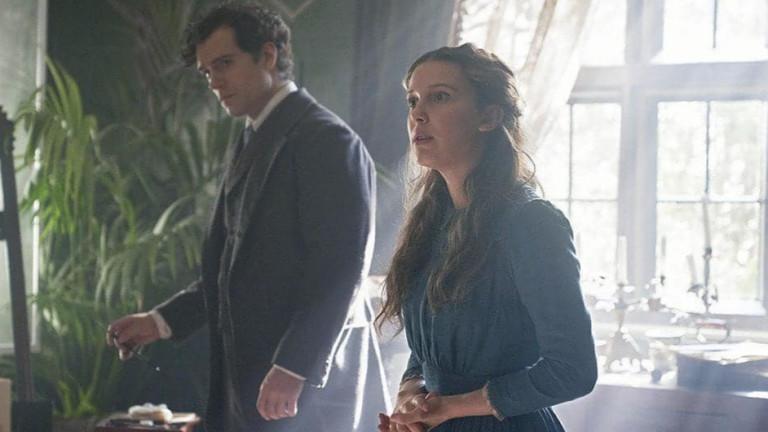 Как сестрата на Шерлок Холмс измести Мартин Скорсезе