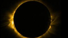 Милиони европейци наблюдаваха слънчевото затъмнение