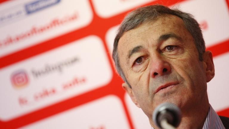 Пламен Марков: Атаките на конкурентите целяха разкол, но ЦСКА е жив и върви нагоре!