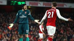 Петър Чех: Арсенал трябва да си припомни как се печели титлата в Англия