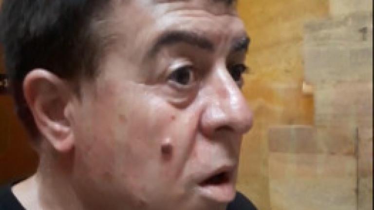 Бенчо Бенчев заклейми бургаските социалисти, погребали го жив