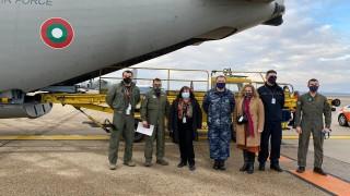 Хуманитарната ни помощ пристигна в Хърватия