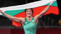 Още един медал! Евелина Николова се пребори за бронза на Игрите в Токио