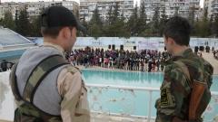 Германската полиция предупреди за заплаха от леви екстремисти, връщащи се от Сирия