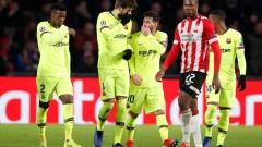 Лионел Меси няма спирка, два нови рекорда за звездата на Барселона