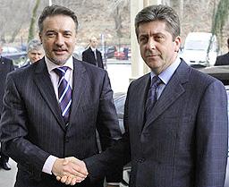 Македония и България са с обща история, обяви Първанов