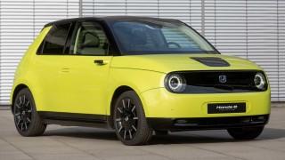 Новият електромобил на Honda - нестандартен и със солидна мощност