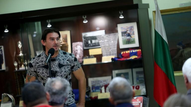 Велизар Димитров: Очаквам скоро Соу да се отпуши, липсва му малко късмет